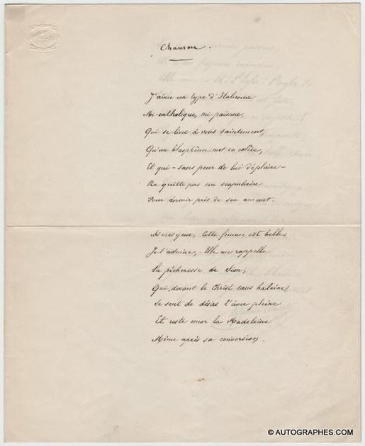 manuscrit-autographe-signe-alphonse-daudet-1