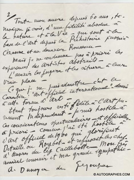 lettre-autographe-signee-dunoyer-de-segonzac-saint-tropez-1968-2