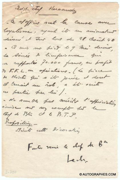 document-autographe-signe-general-leclerc