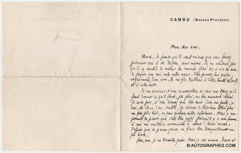 lettre-autographe-signee-edmond-rostand-cambo-1