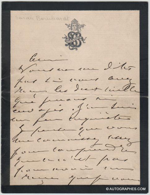 lettre-autographe-sarah-bernhardt-1