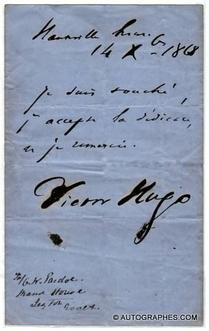 lettre-autographe-victor-hugo