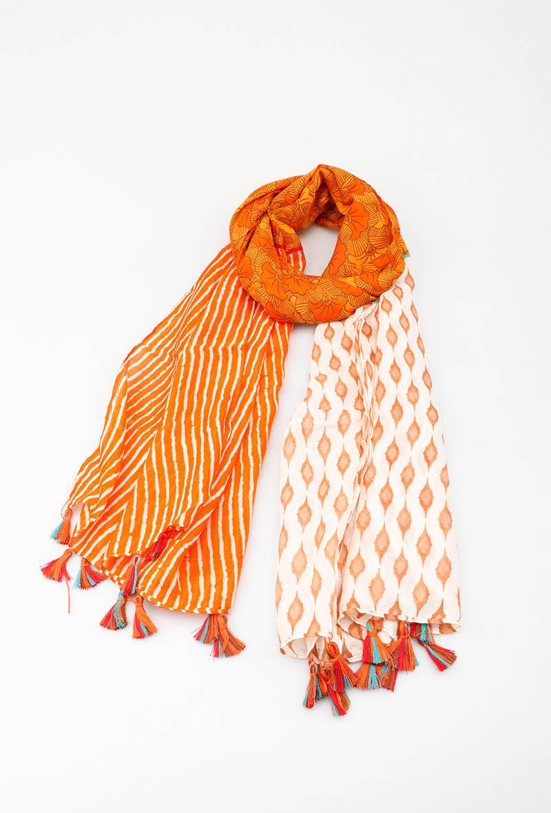 marque-echarpe-imprimee31-orange-1