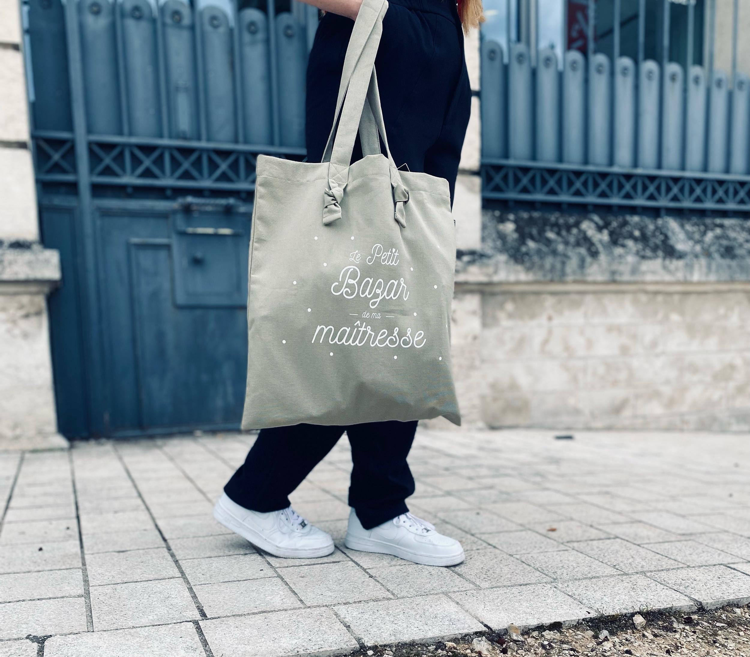 1110 Tote bag - Maitresse-1