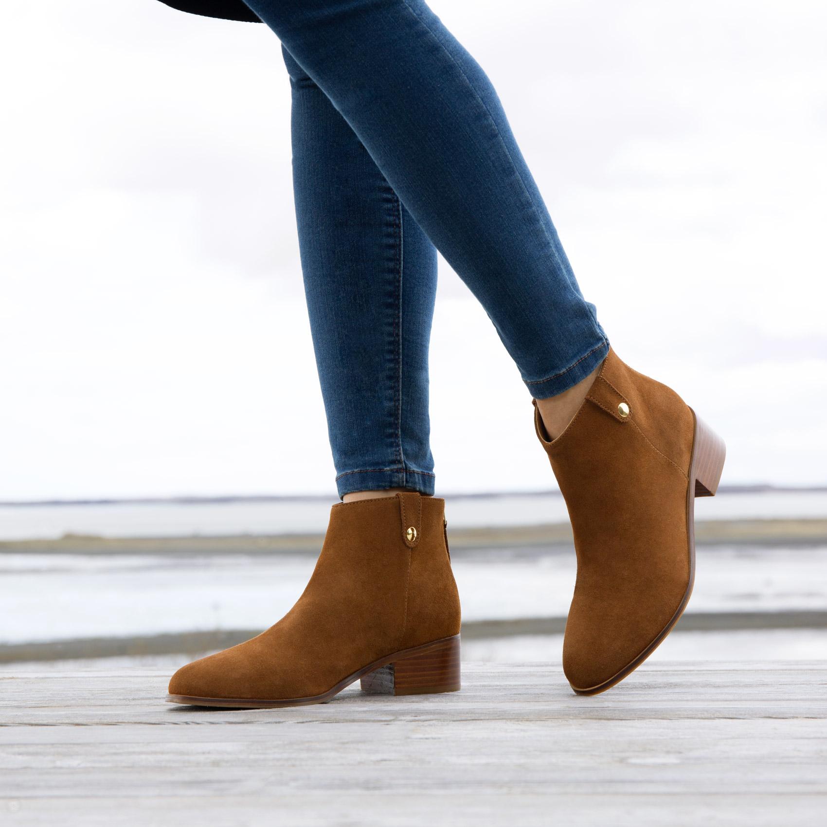 dd08471712d33d La Bienveillante PAIN D'ÉPICE - Femmes/Chaussures - Lora