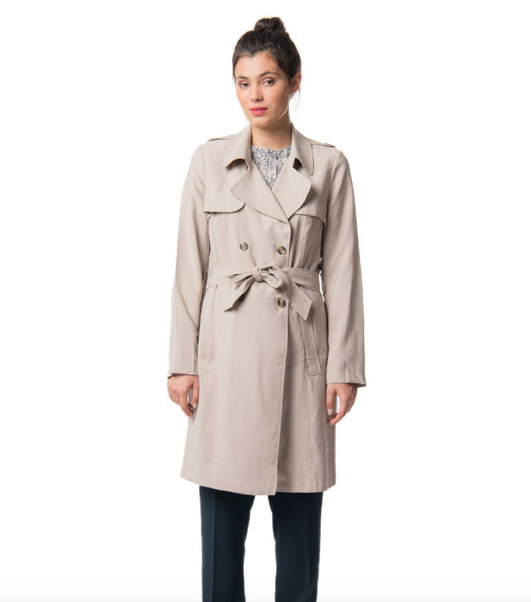 Trench Coat Long