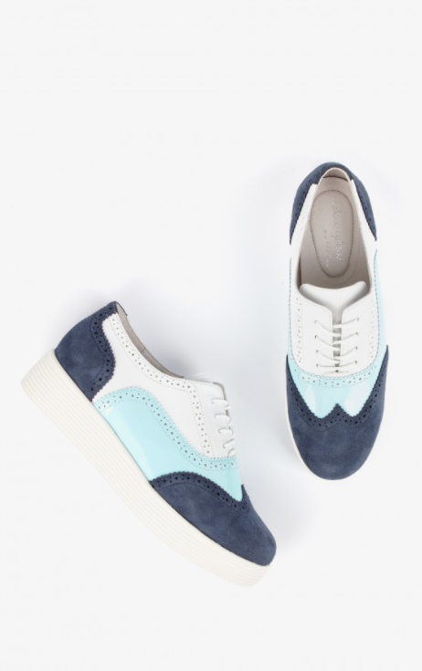 DERBIES DARICHIE BLEU