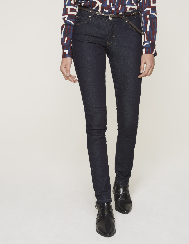 DENIM SLIM BRUT IKKS