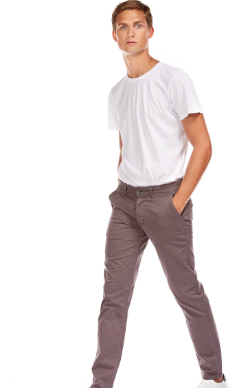 Pantalon chino slim 5 poches PLOMB best mountain