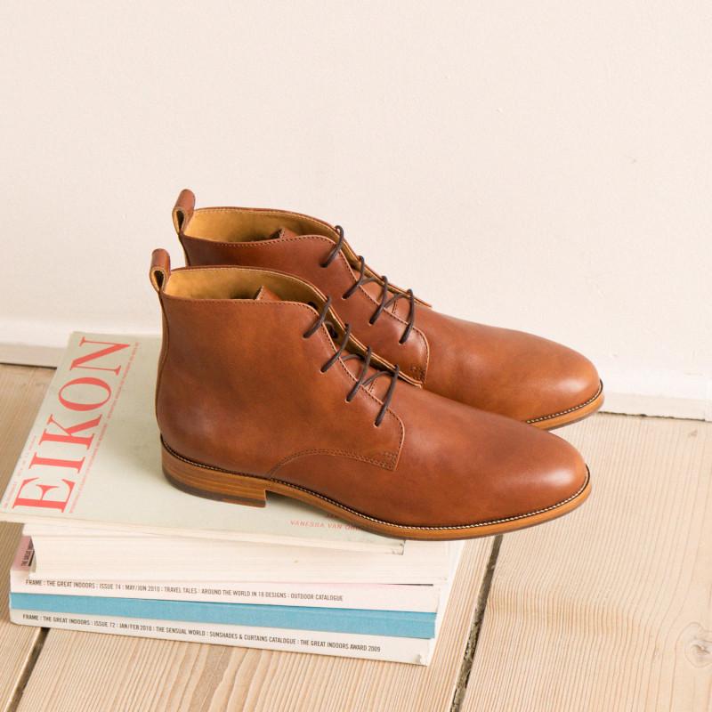 Boots Montante l\'Explorateur Bobbies