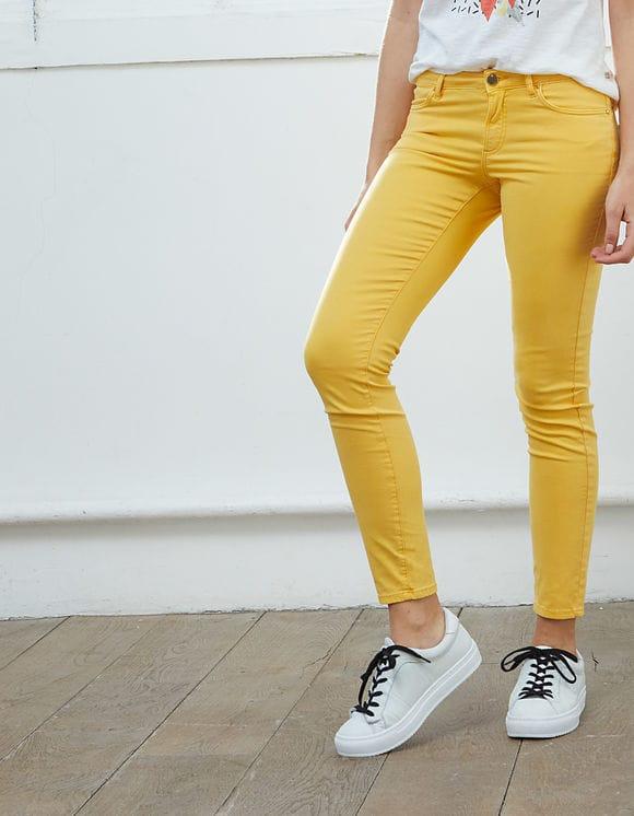 Pantalon Jaune pollen I.code