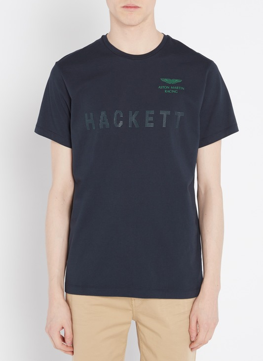 Tee-shirt marine Hackett London