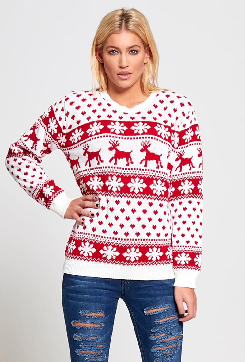 sm-mode-reindeers-and-snow-flake-christmas-jumper-blanc-creme-pull-cream-1