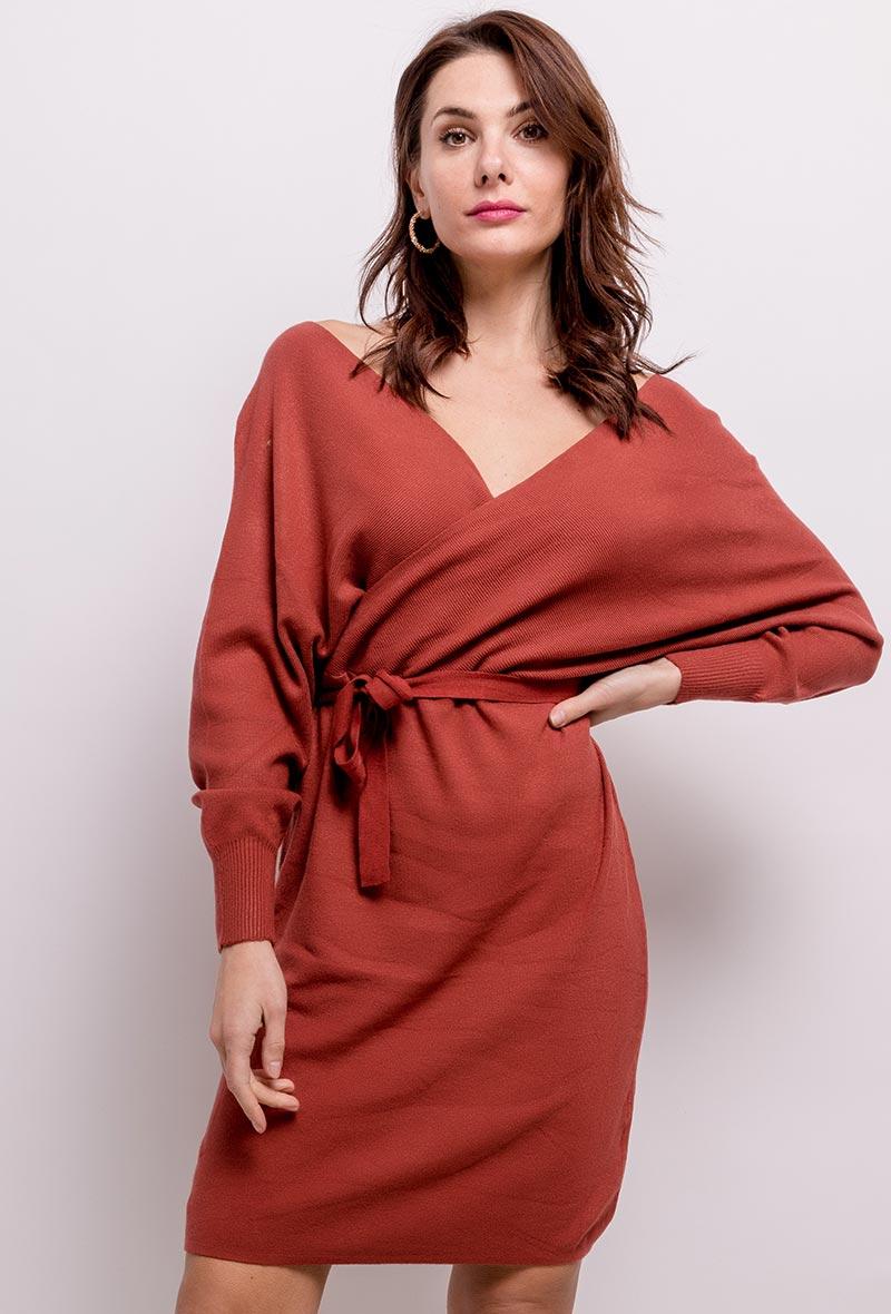 lilie-rose-robe-cache-cur-en-maille-brown-1