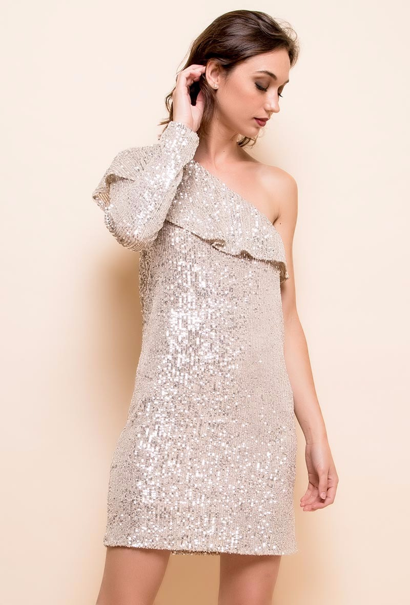 sweewe-robe-courte-a-sequins-ivory-1