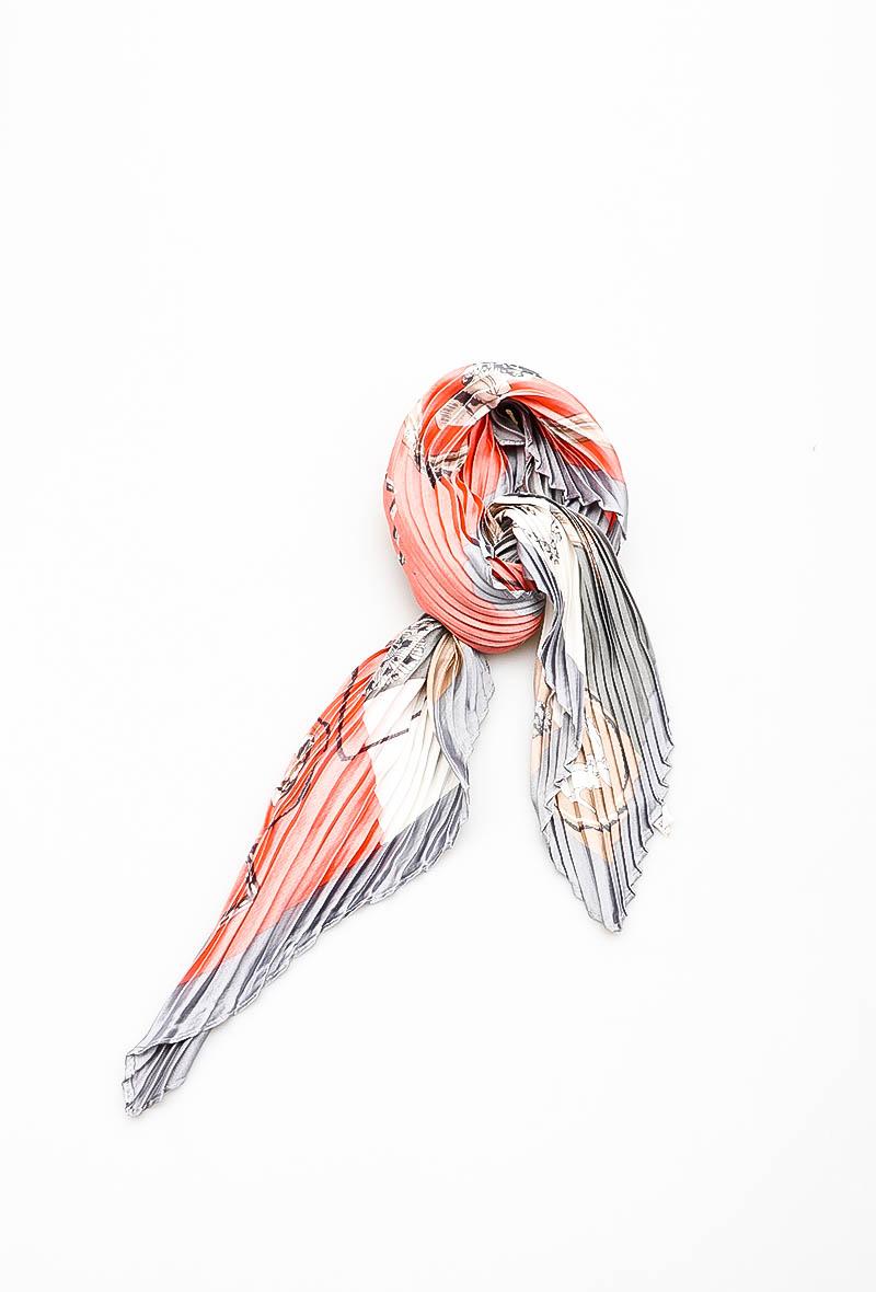 marco-accessoires-foulard-carre-plisse707017-coral-1