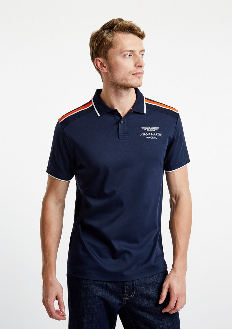 Polo - Marine - Aston Martin Racing - Hackett London