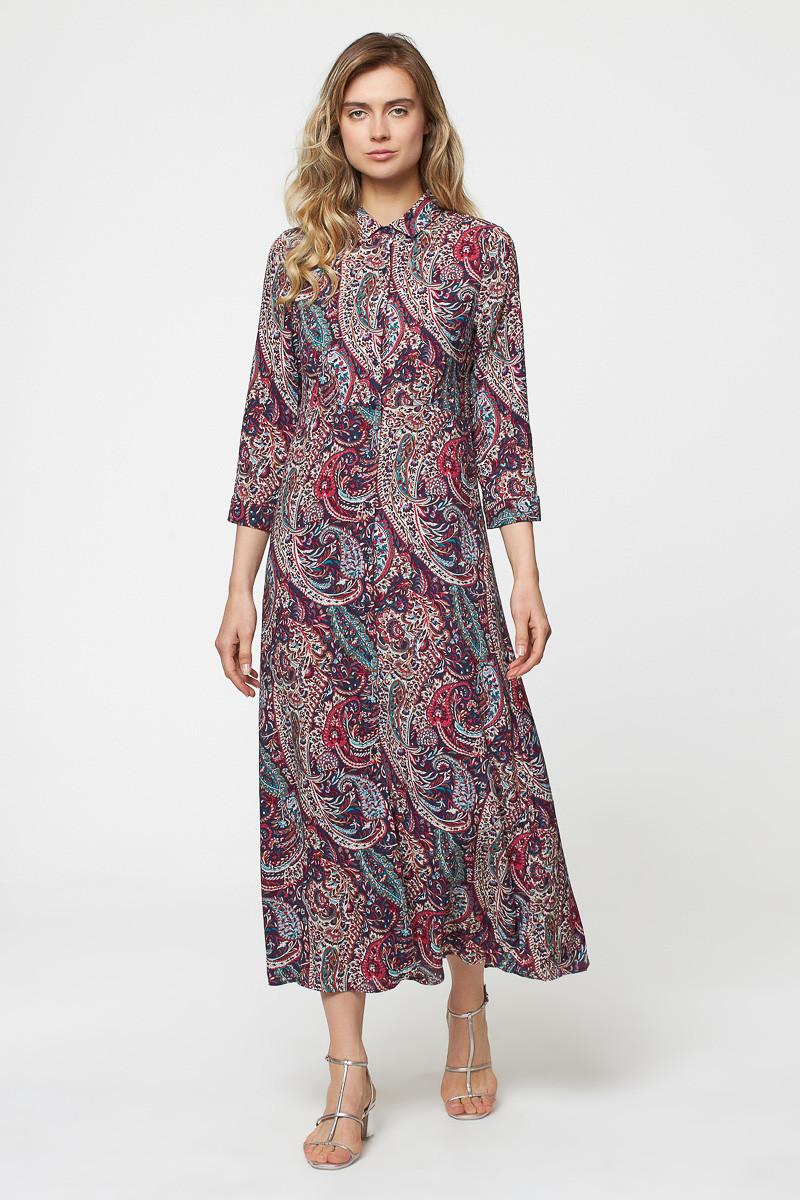 Robe chemise - imprimée Cachemire - Best Mountain