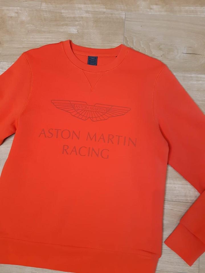 Sweat Aston Martin - Orange - Hackett London