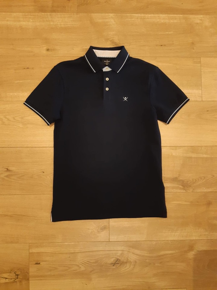 Polo classique - marine - Hackett London