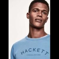 Sweat en coton Hackett, logo imprimé
