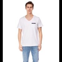 Tee-shirt poche poitrine