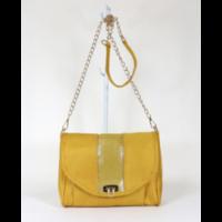 sac à main Jaune  26.5X20X10.5cm