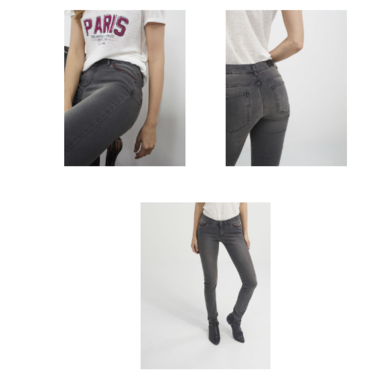 BM29175 DEN SLIM SCULT JEAN 25 MEDIUM GREY  3