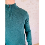 HM702081 LAMBSWOOL HZIP 682 GREEN  3