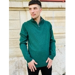 HM702081 LAMBSWOOL HZIP 682 GREEN  5