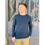 PLW2998H PULL RDC AVEC COURDIERE NAVY 1