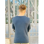 PLW2998H PULL RDC AVEC COURDIERE NAVY 3