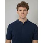 M-1010-KWC200 - Knitwear Collar 5147 Dark petrol  4