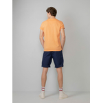 M-1010-SHO5011 - Short Chino 5110 Dark navy 3