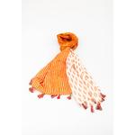marque-echarpe-imprimee31-orange-2