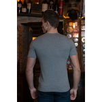 Tee Shirt Hugo Boss gris 4