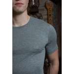 Tee Shirt Hugo Boss gris 5