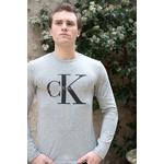 Tee shirt Homme gris Calvin Klein 5