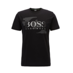 T-shirt ras-du-cou en jersey Modèle Tee 1 noir 1