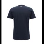 T-shirt ras-du-cou en jersey Modèle Tee 1 bleu 3