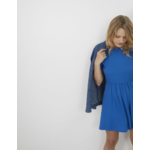 Robe bleue I.Code 3