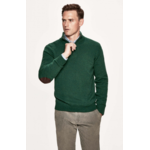HM702081 LAMBSWOOL HZIP 682 GREEN  1
