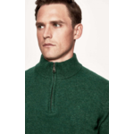 HM702081 LAMBSWOOL HZIP 682 GREEN  4