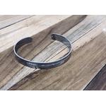 Bracelet métal argent 2