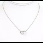 collier 0119257-13 coeur acier inoxydable