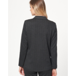 VEW2901F VESTE MAILLE RAYEE ANTH  2