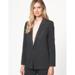 VEW2901F VESTE MAILLE RAYEE ANTH  3