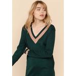 sweewe-robe-pull-tricot-rayee-alpine_green-3