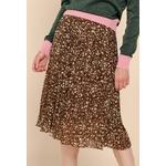 sweewe-jupe-plissee-imprimee-tachistes-brown-4
