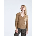 IKKS-TEE_SHIRT CAMEL BIJOUX FEMME-BP10205-65_2